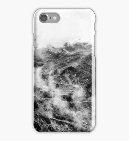 Golm (Alps, Austria) #16 B&W iPhone Case/Skin