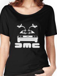 DeLorean DMC NEGATIVE Women's Relaxed Fit T-Shirt