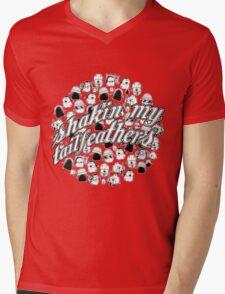 Shakin' My Tailfeathers Mens V-Neck T-Shirt
