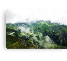 Golm (Alps, Austria) #16 Canvas Print