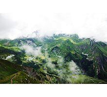 Golm (Alps, Austria) #16 Photographic Print