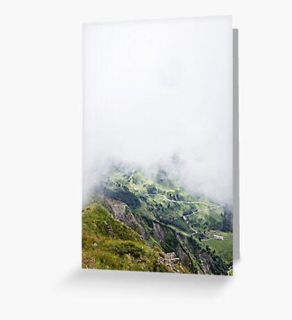 Golm (Alps, Austria) #14 Greeting Card