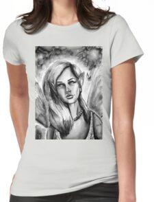 Ink Faerie Womens Fitted T-Shirt