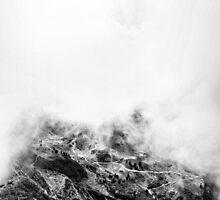 Golm (Alps, Austria) #14 B&W by novopics