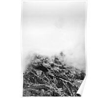 Golm (Alps, Austria) #14 B&W Poster