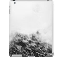 Golm (Alps, Austria) #14 B&W iPad Case/Skin