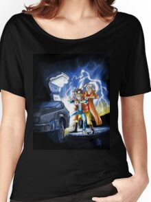 BTTF 2015 Mashup Women's Relaxed Fit T-Shirt