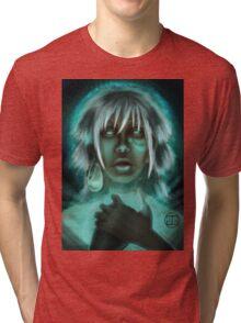 Underwater Mystic Tri-blend T-Shirt