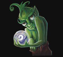 The Goblin Fortune Teller by ImagineThatNYC