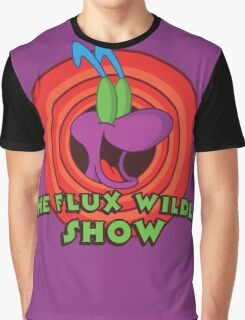 The Flux Wildly Show Graphic T-Shirt