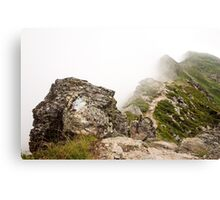 Golm (Alps, Austria) #12 Canvas Print