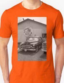 Route 66 Classic Car Unisex T-Shirt