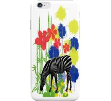 ZEBRA. iPhone Case/Skin