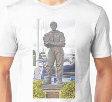 DEDICATION TO SPONGE DIVERS TARPON SPRINGS FLORIDA Unisex T-Shirt