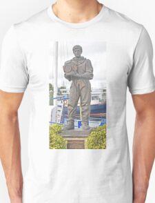 DEDICATION TO SPONGE DIVERS TARPON SPRINGS FLORIDA T-Shirt