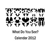 Calender 2012 Cover by Caroline Smalley