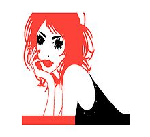 RED HAIR. by Vitta