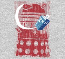 Exterminate The Doctor Kids Clothes