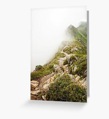 Golm (Alps, Austria) #11 Greeting Card