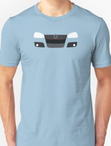 MK5 simple headlight and grill design Unisex T-Shirt