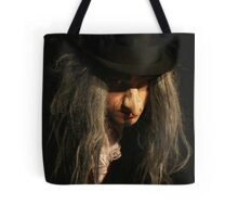 Ebenezer Scrooge on his best Tote Bag