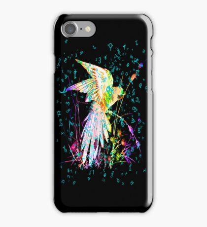 PARROT COLORS. iPhone Case/Skin