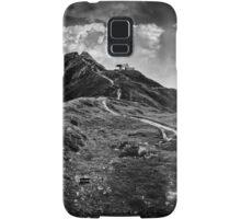Golm (Alps, Austria) #9 B&W Samsung Galaxy Case/Skin