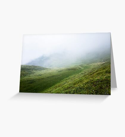 Golm (Alps, Austria) #7 Greeting Card