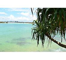 View of the Ocean Photographic Print