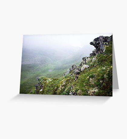 Golm (Alps, Austria) #6 Greeting Card