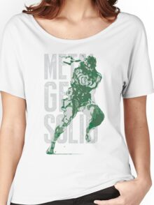 MGS16 - FOREST MGS Women's Relaxed Fit T-Shirt