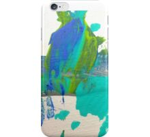 Bet On Blue. iPhone Case/Skin