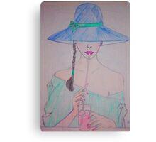 Kissable Canvas Print