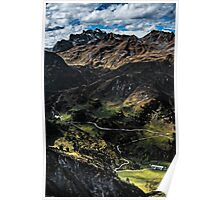 Golm (Alps, Austria) #4 Poster