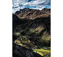 Golm (Alps, Austria) #4 Photographic Print