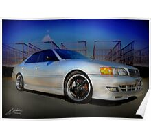 toyota chaser Poster