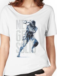 MGS17 - RUSSIAN MGS Women's Relaxed Fit T-Shirt