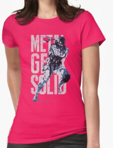 MGS17 - RUSSIAN MGS Womens Fitted T-Shirt