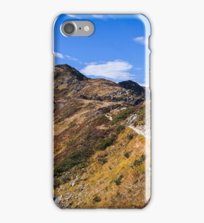 Golm (Alps, Austria) #1 iPhone Case/Skin