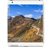 Golm (Alps, Austria) #1 iPad Case/Skin