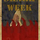 Shark Week by caseyjennings