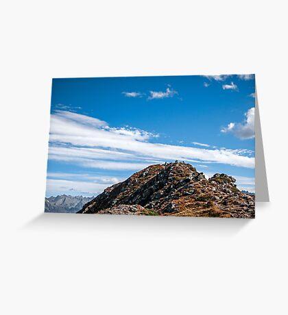 Golm (Alps, Austria) #3 Greeting Card