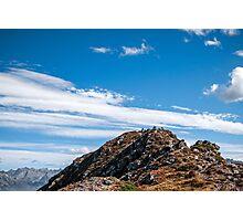 Golm (Alps, Austria) #3 Photographic Print