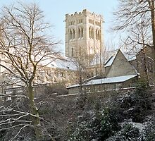 St Johns cathederal  by Gary Rayner