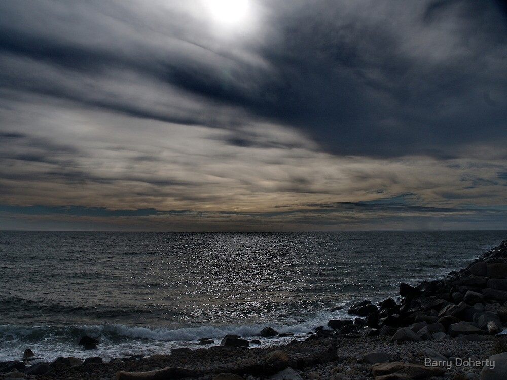 Approaching Storm by Barry Doherty