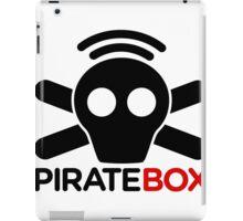 Pirate Box logo iPad Case/Skin