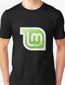 Linux Mint logo Unisex T-Shirt