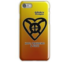 19-iphone4-Adinkra-Serier-Hope iPhone Case/Skin