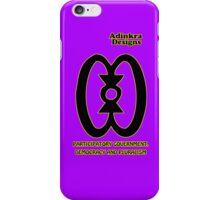 14-iphone4-Adinkra-Series-Democracy iPhone Case/Skin