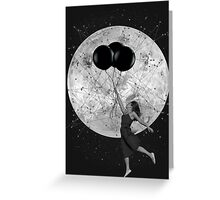 Black and White Collection -- Women Are From Venus Greeting Card